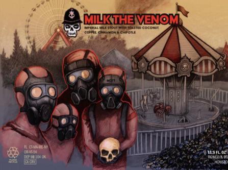 Brash - Milk The Venom