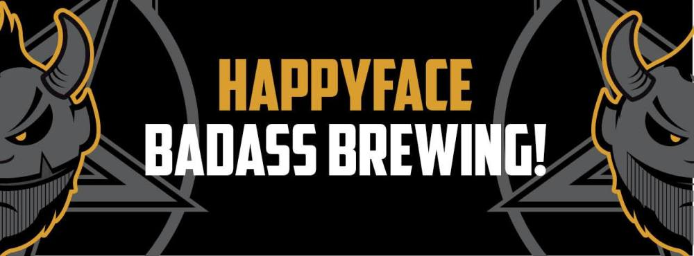 HappyFace Badass Brewing