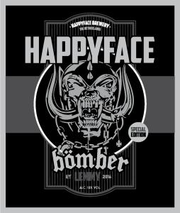 HAPPYFACE-Bomber