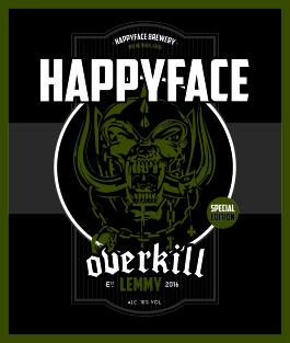 Happyface-Overkill