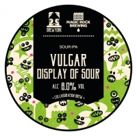 Brew York - Vulgar Display Of Sour